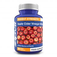 Zipvit Apple Cider Vinegar 600mg (360 Capsules) Image 1