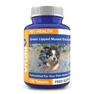 Zipvit Green Lipped Mussel for Dogs (120 Tablets) Image 1