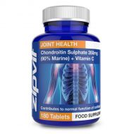 Chondroitin Sulphate 350mg (90% Marine) With Vitamin C