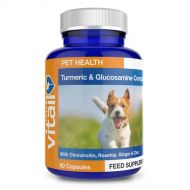 Turmeric and Glucosamine Complex for Pets
