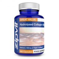 Hydrolysed Collagen 400mg