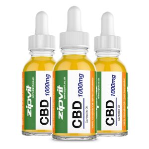 CBD 250mg Oil Dropper 13mg CBD Per Serving