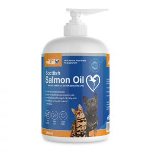 Salmon Oil For Pets