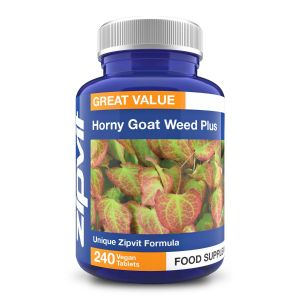 Zipvit Horny Goat Weed (240 Tablets) Image 1
