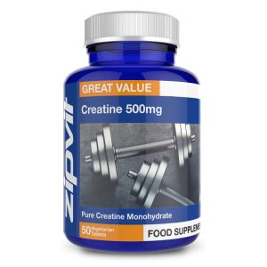Creatine Monohydrate Tablets 500mg