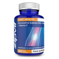 Glucosamine Sulphate 2kcl 1000mg Capsules & Vitamin C 12mg