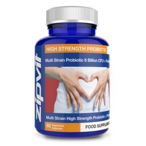 Multi Strain Probiotic 6 Billion CFU + Prebiotic