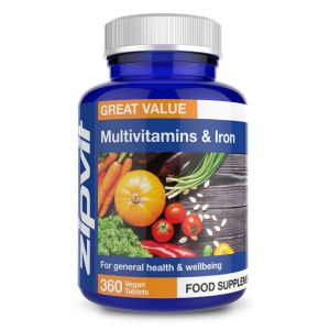 Multivitamins & Iron