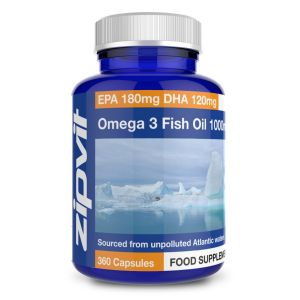Omega 3 Fish Oils 1000mg