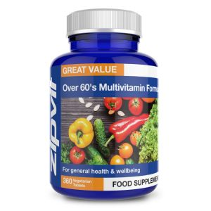 Over 60's Multivitamin Formula