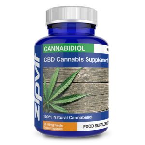 CBD 300mg Capsules 10mg CBD Per Serving