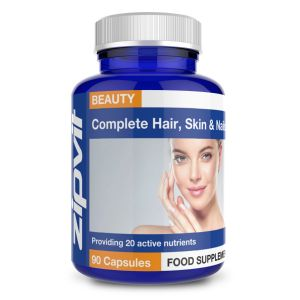 Complete Hair, Skin and Nails