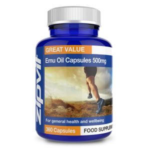 Emu Oil Capsules 500mg