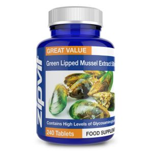 Green Lipped Mussel Extract 500mg
