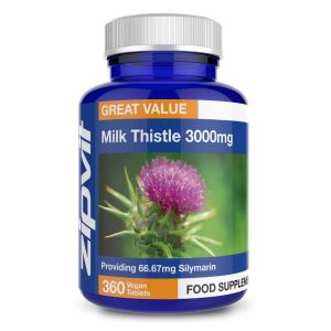 Milk Thistle 3000mg