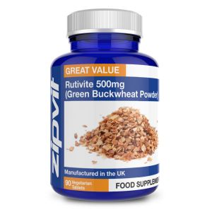 Rutivite 500mg (Green Buckwheat Powder)