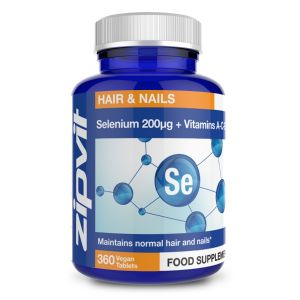 Selenium with Vitamins A-C-E 200mcg