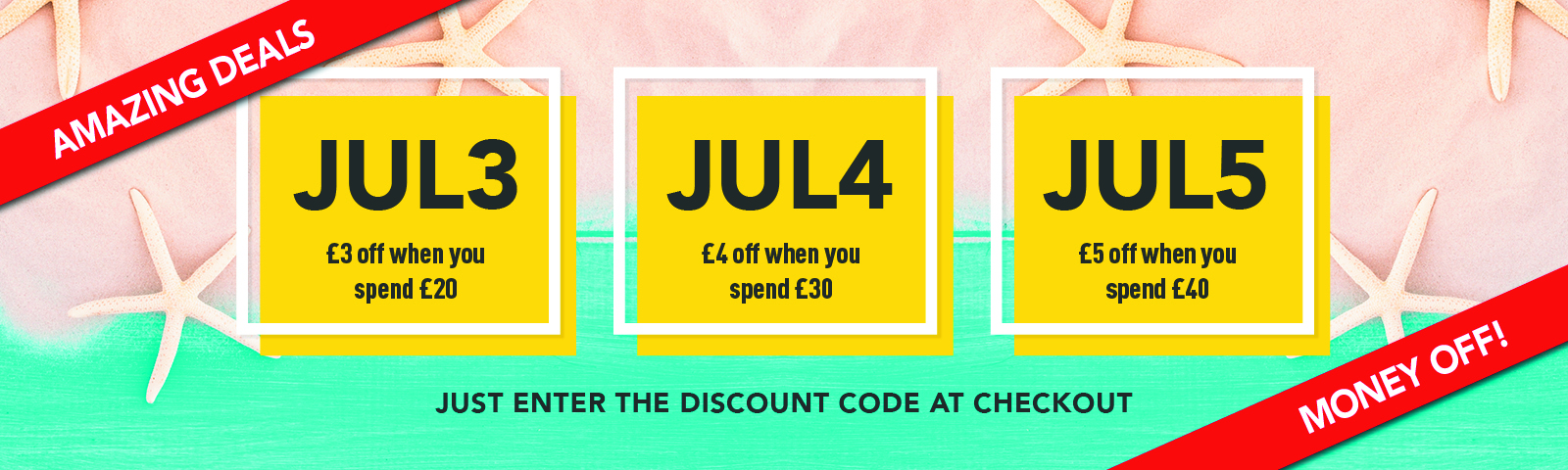 Save up to £5 this week