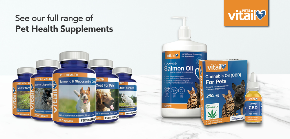Pet health supplements