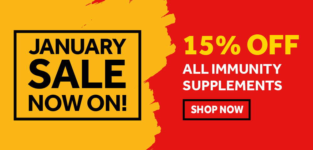January Sale On Now