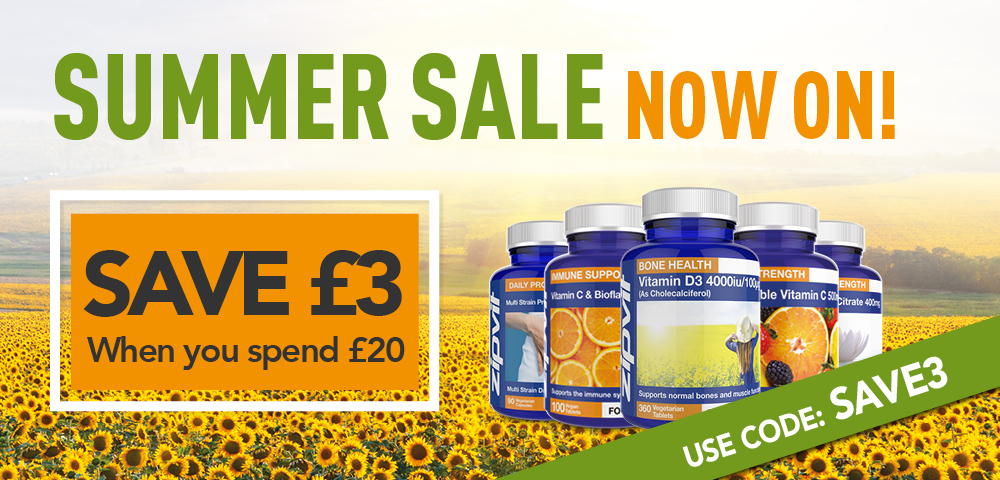 Summer Sale Is Now On