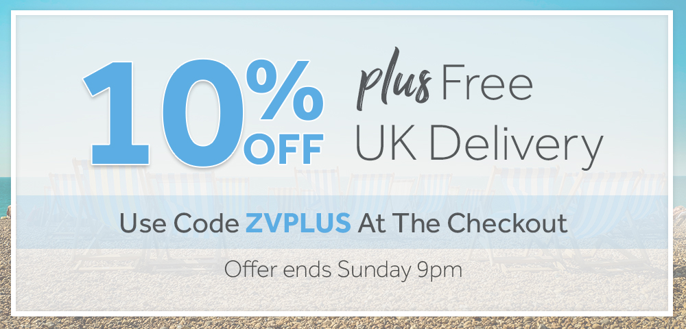 10% Off Plus Free UK Delivery This Week