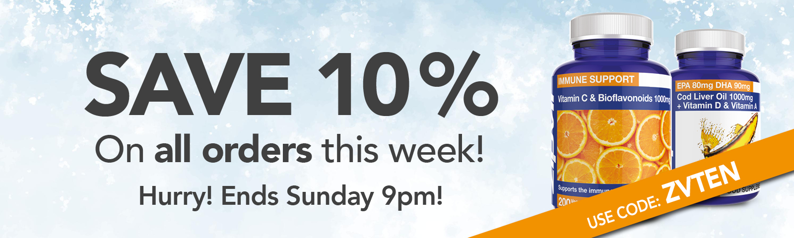 Save an extra 10% this week